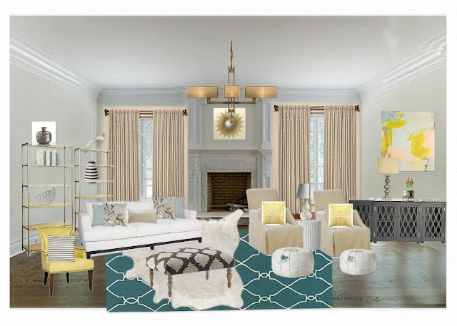 17 Best Images About Yellow And Turquoise On Pinterest Turquoise Living Rooms Turquoise And Gray