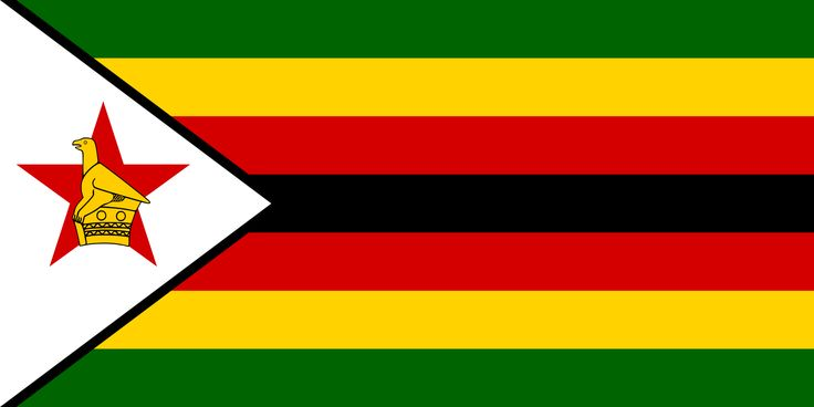ZIMBABWE | Flag of Zimbabwe - Wikipedia