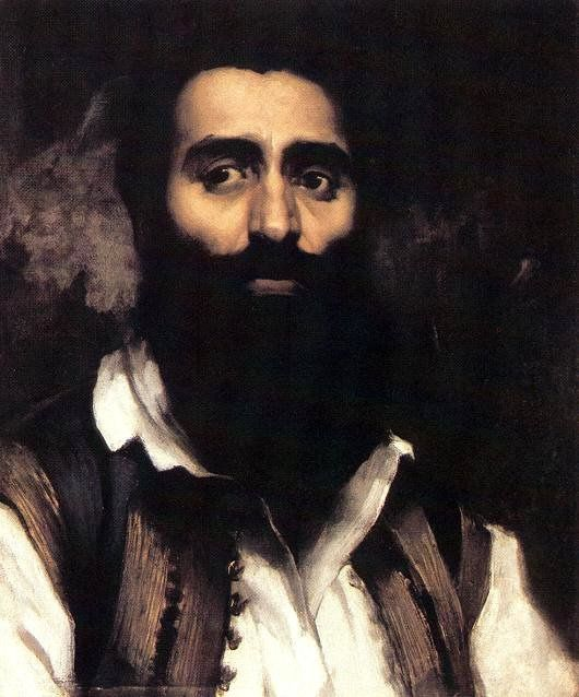 Madarasz, Viktor (1830-1917) - 1858 Portrait of Miklos Zrinyi (Hungarian National Gallery, Budapest) | Flickr - Photo Sharing!