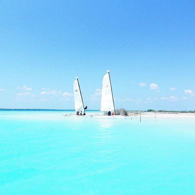 A Day on Bacalar Lagoon, Quintana Roo, Mexico - Our Family Travel Adventures