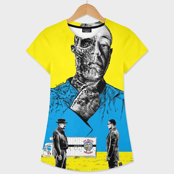 Discover «Breaking bad Gus Fring», Exclusive Edition Women's All Over T-Shirt by Paola Morpheus - From 41€ - Curioos