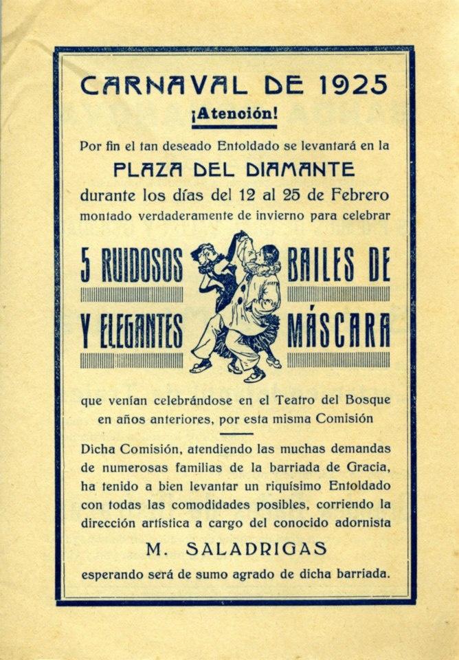 1925.    Font: Arxiu Municipal de Barcelona.