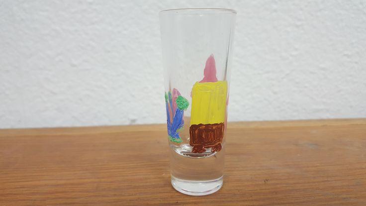 Spongebob Cast Glass