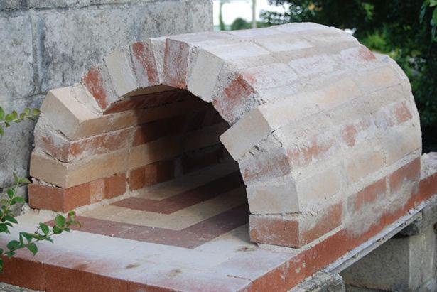 DIY [Pizza] Brick Oven