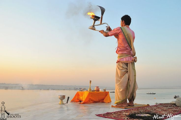 Morning Aarti... by Nimit Nigam on 500px