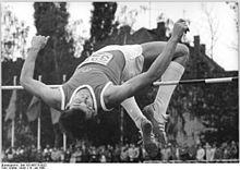 Gerd Wessig – Olympiasieger Hochsprung