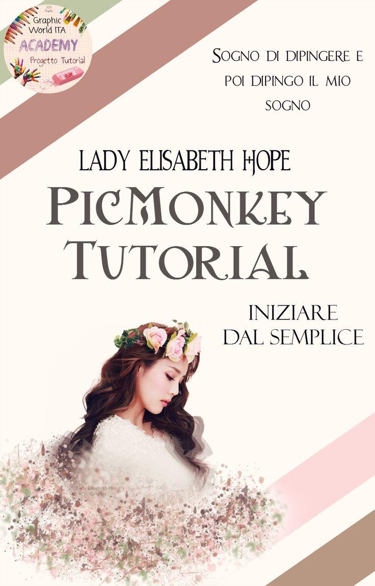 Cover per il mio libro di tutorial grafici: https://www.wattpad.com/story/95239704-picmonkey-tutorial