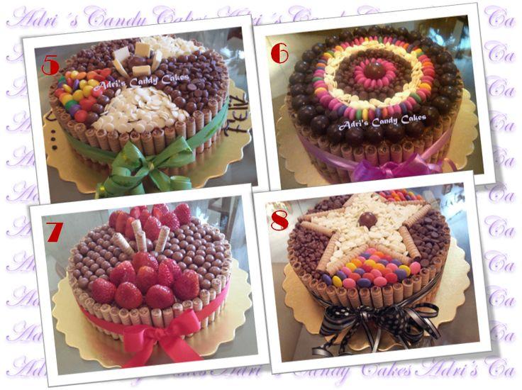 Tortas De Pirulin, Chocolate, Dandy, Bolero, Oreo, pequeños - Distrito Federal - Compra - Venta