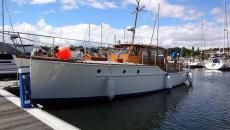 Boats for sale UK, boats for sale, used boat sales, Motor Boats For Sale 1958 Silvers TSDY Ormidale 38 - Apollo Duck