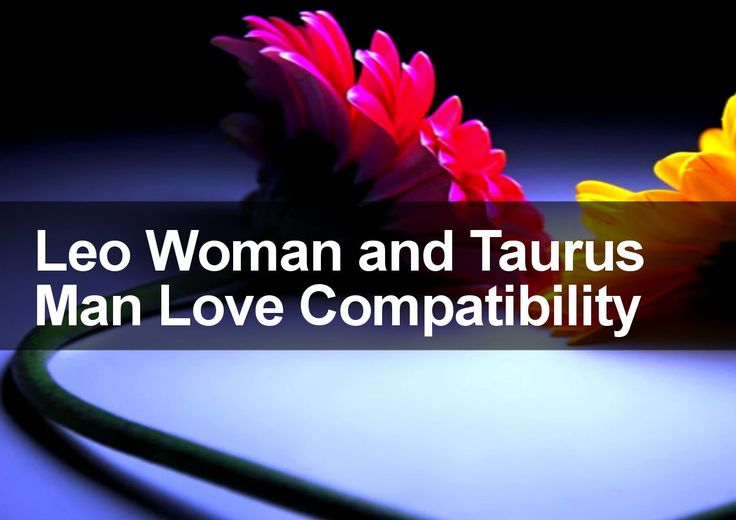 I reveal my 5 facts about relationships involving Leo and Taurus. Find out all you need to know about Leo Woman and Taurus Man Love Compatibility today.