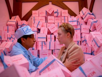 El colorido mundo de Wes Anderson: The Grand Hotel Budapest