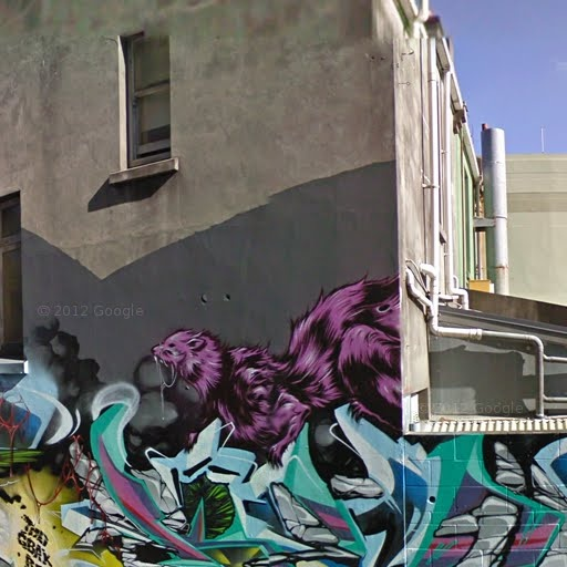 Best Street Art Perspectives And Surreal Images On Pinterest - Amazing graffiti alters perspective space