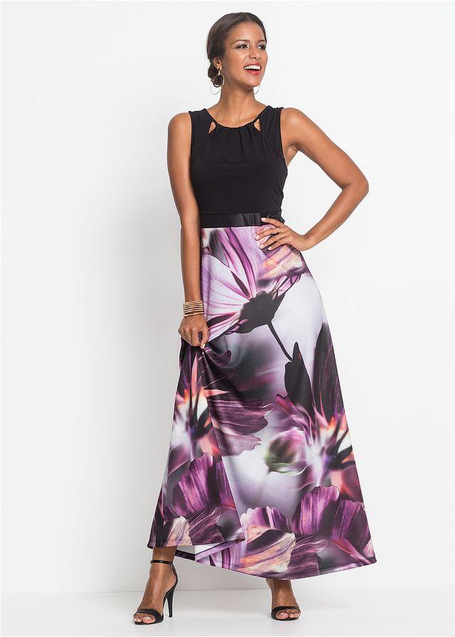 1a35b204bf Šaty s kvetovanou potlačou Letné šaty s • 34.99 € • bonprix