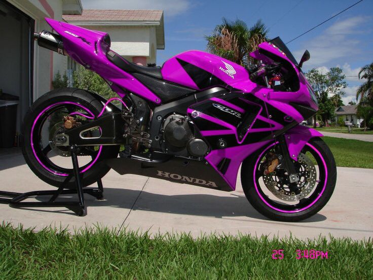 CBR goals. Gonna need this in my life!