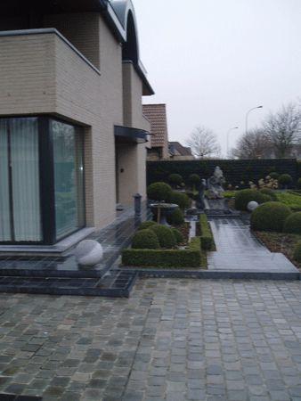 12 best Terrasse en pierre images on Pinterest Decks, Driveways - pave pour terrasse exterieur