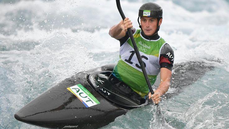 Olympische Spiele: Wildwasser-Kanute Leitner im Halbfinale out - kurier.at (1200×675)