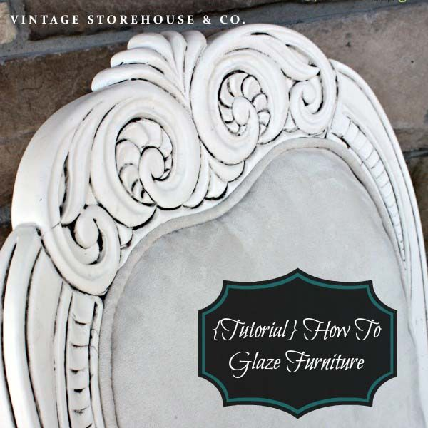 https://www.youtube.com/watch?v=cwNRiIttAEsHow To Glaze Painted Furniture by Vintage Storehouse & Co.