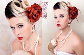 <3Victory Rolls, Hair Colors, Retro Hair, Vintage Hair, Makeup, Hair Style, Pinup, Pin Up Hairstyles, Wedding Hairstyles