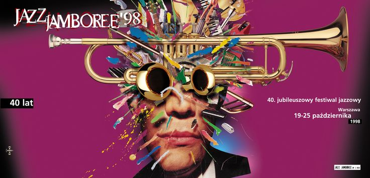 40th. Jazz Jamboree '98. Internationa Jazz Festival. 1998