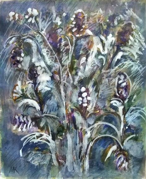 Mihaela Marilena Chitac, WILD IS BEAUTIFUL on ArtStack #mihaela-marilena-chitac #art