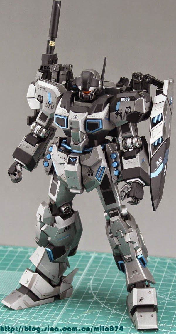 MG 1/100 Jesta Custom Build - Gundam Kits Collection News and Reviews
