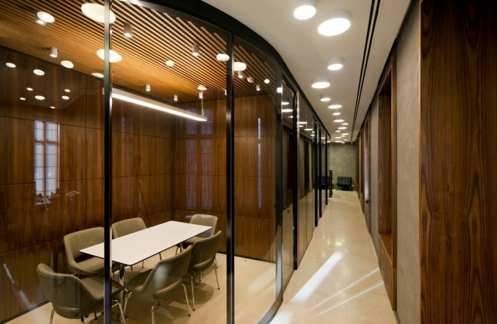 Russian Mortgage Bank Office by PANACOM, Moscow – Russia » Retail Design. Visit City Lighting Products! https://www.linkedin.com/company/city-lighting-products