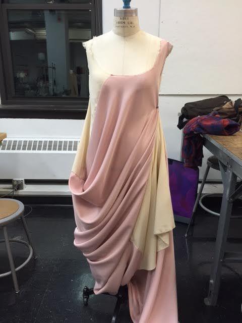 Julian Roberts Subtraction Method Dress