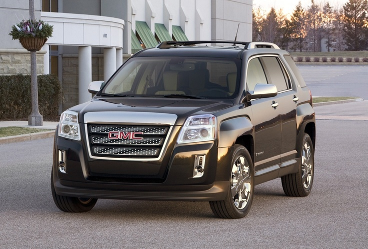 GMC Terrian.  We have a great selection at Ed Schmidt Auto Group, Perrysburg Ohio