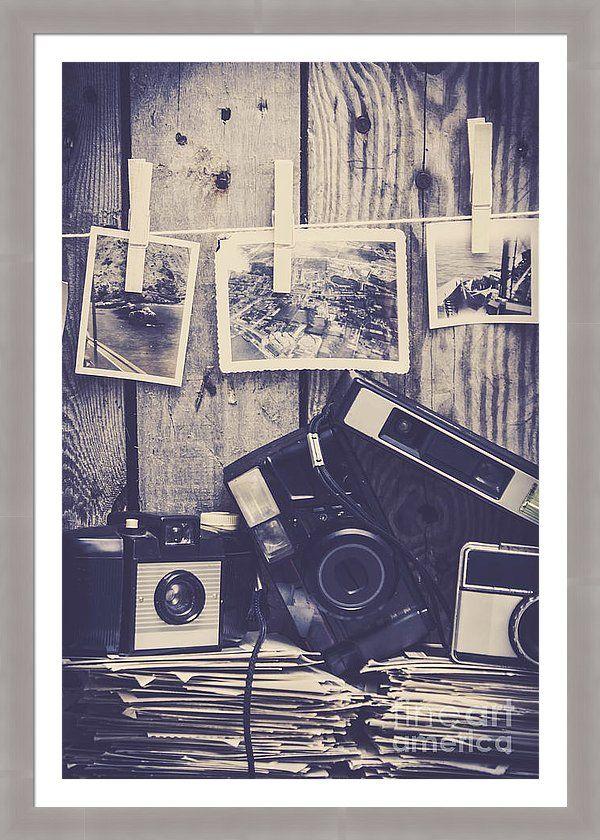 Vintage Camera Gallery Framed Print By Jorgo Photography Wall Art Gallery Art Art Gallery Wall Photography Wall Art