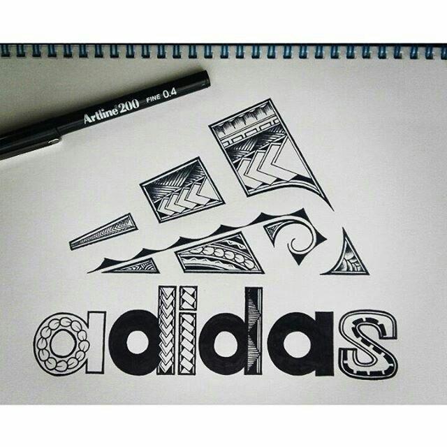 My second Adidas Logo I designed 😊