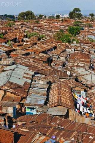Nairobi's largest slum. Kenya Such amazing people, such strong women and children for whom you wish you could do everything .