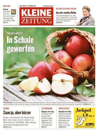 Steiermark Ausgabe > Kleine Zeitung