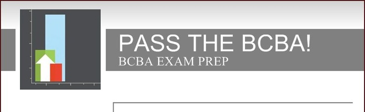 We are Board Certified Behavior Analysts dedicated to helping prepare candidates for the BCBA exam. We have developed a program that breaks down and simplifies the BACB Task List curriculum, helping candidates attain and secure their knowledge and experience in a way that will help them to PASS THE BCBA!