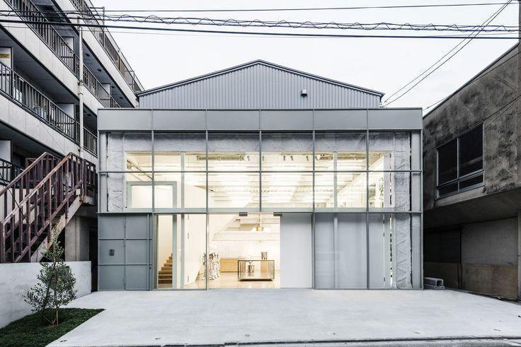 長坂常 / スキーマ建築計画による東京都墨田区の「高橋理子押上スタジオ」 | architecturephoto.net | ひと月の訪問者数30万・ページビュー106万の建築・デザイン・アートの新しいメディア。アーキテクチャーフォト・ネット