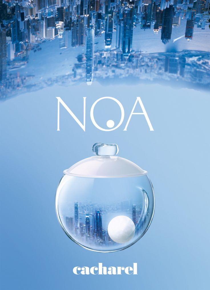 Noa, Eau de Toilette | Les Parfums Cacharel My signature. Soft, dreamy, cozy. Like fluffy white clouds.