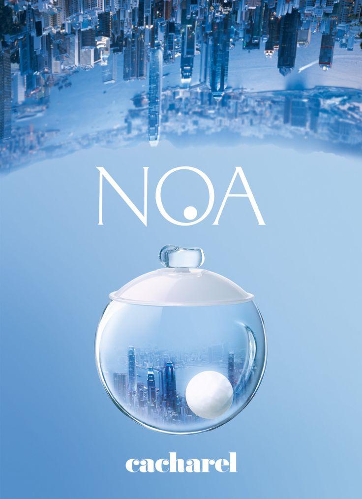 Noa, Eau de Toilette | Les Parfums Cacharel My signature. Soft, dreamy, cozy. Like fluffy white clouds.