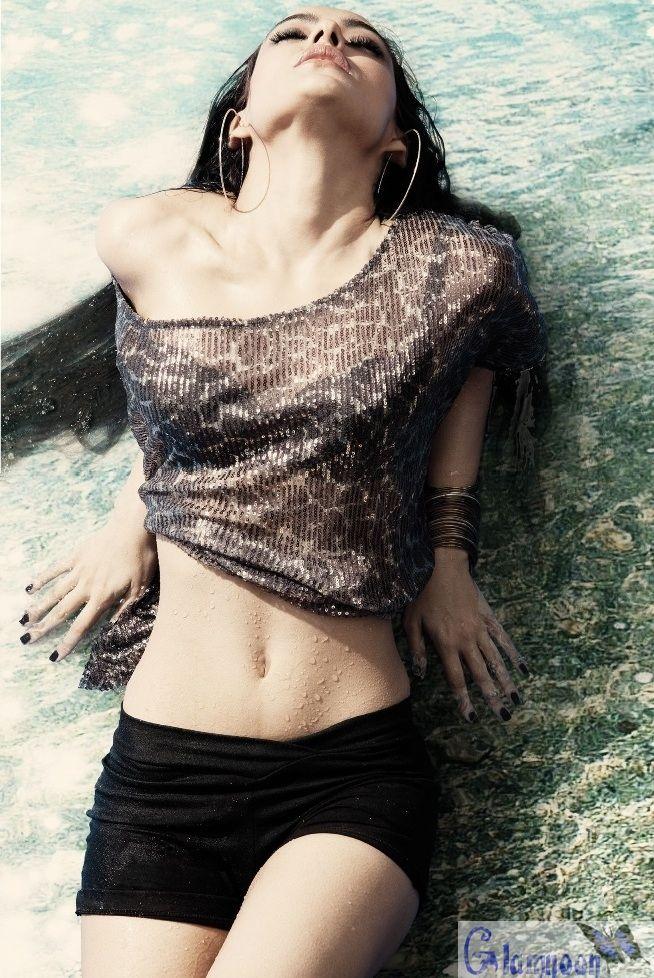 Neha Sharma Smoking Hot Spicy Wet Photoshoot