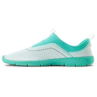 Speedo Adult Women's Aqua (Blue)skimmer Water Shoes - Aqua (Medium)