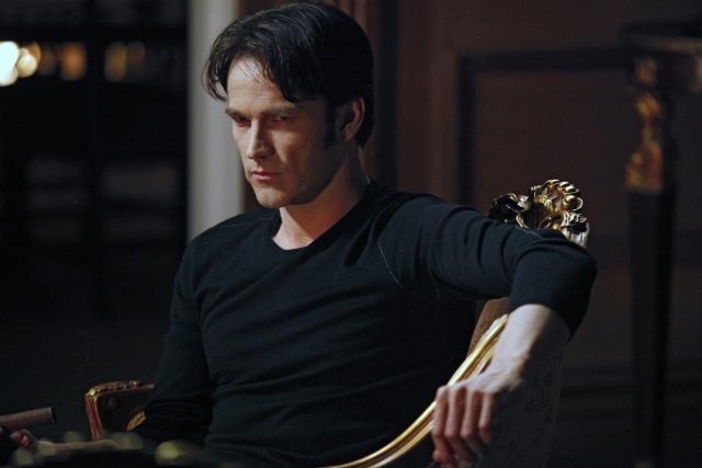 Stephen Moyer (Bill) True Blood....Bill or Eric, decisions decisions...