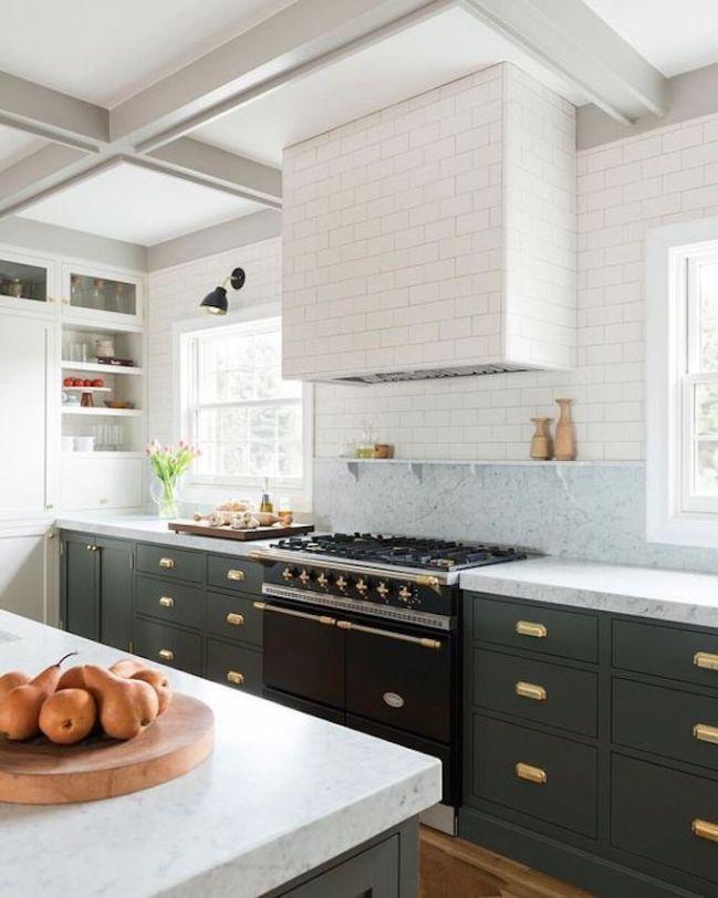 Design Trend 2018 Minimalist Range Hoods Becki Owens Smart Kitchen Kitchen Design Modern Kitchen Design