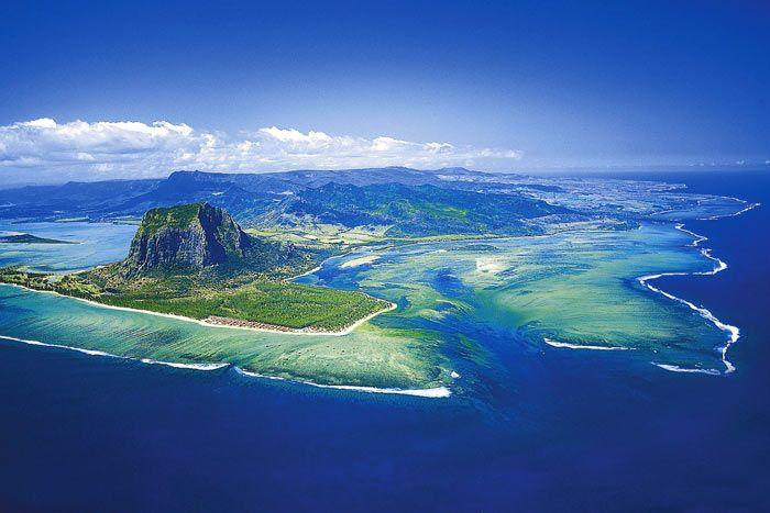 Hôtel Saint Regis Mauritius (vue sur le Morne)