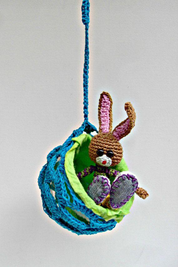 Crochet Bunny Pattern  Tristan Crochet Bunny with by daniandbel, €4.50