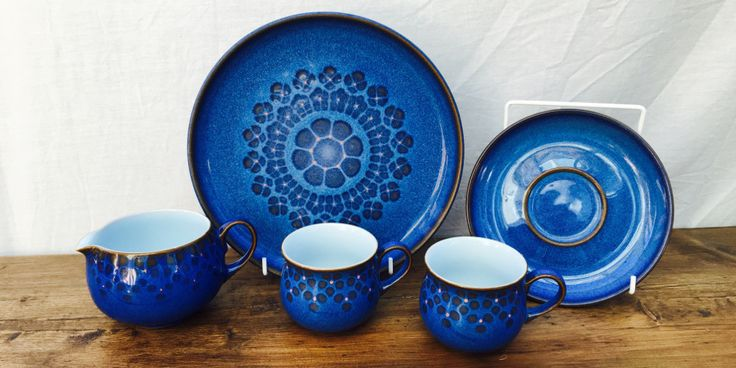 Denby Midnight & The 85 best Denby Pottery images on Pinterest