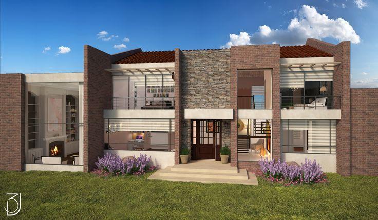 Fachada: Casa Bogota