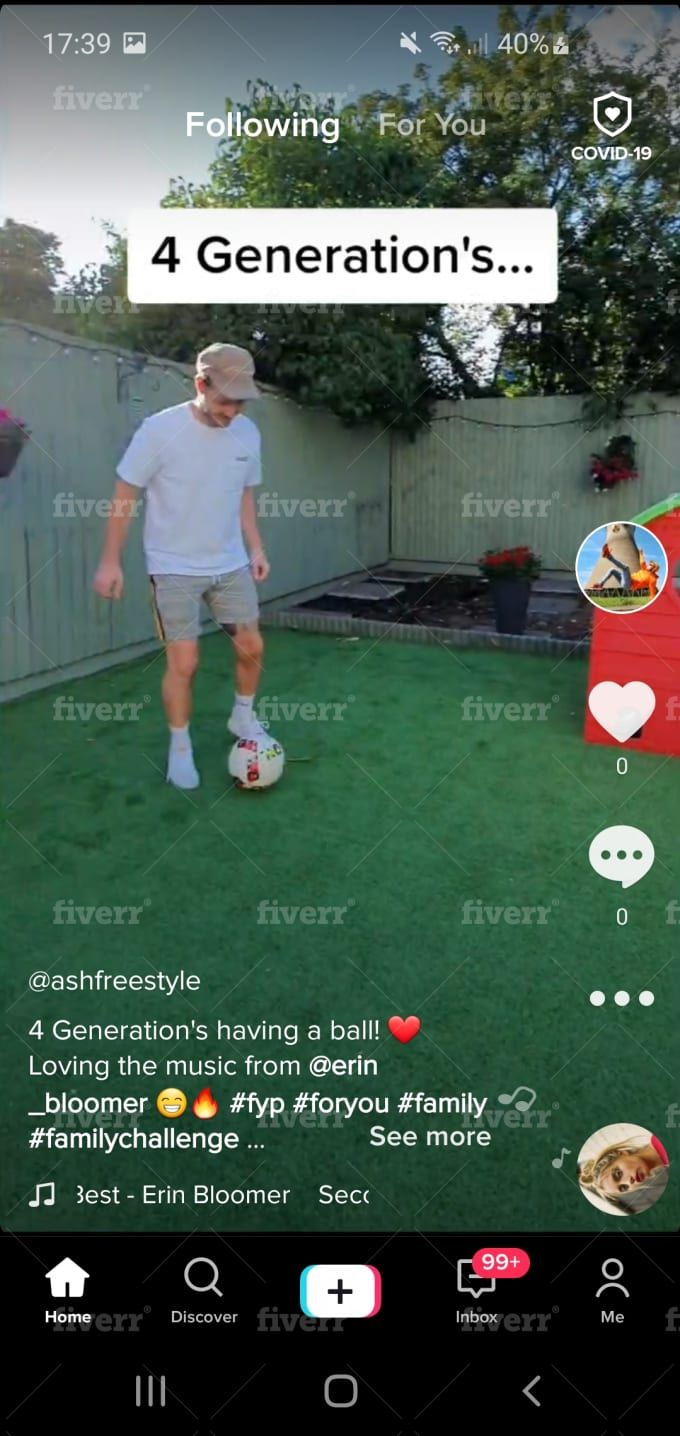 Ashfreestyle I Will Promote Your Music On My Tiktok For 40 On Fiverr Com Family Challenge Your Music Music