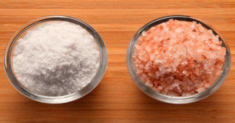 Non tutti i sali sono uguali, in termini di impatto sulla salute. Il sale raffinato fa male mentre sono molti i benefici del Sale Integrale e Himalaya