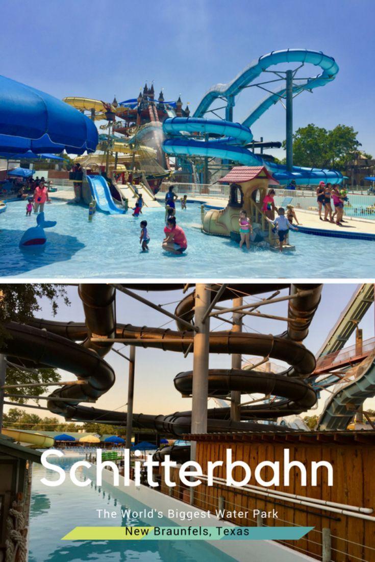 Visiting Schlitterbahn: The Worlds Biggest Water Park