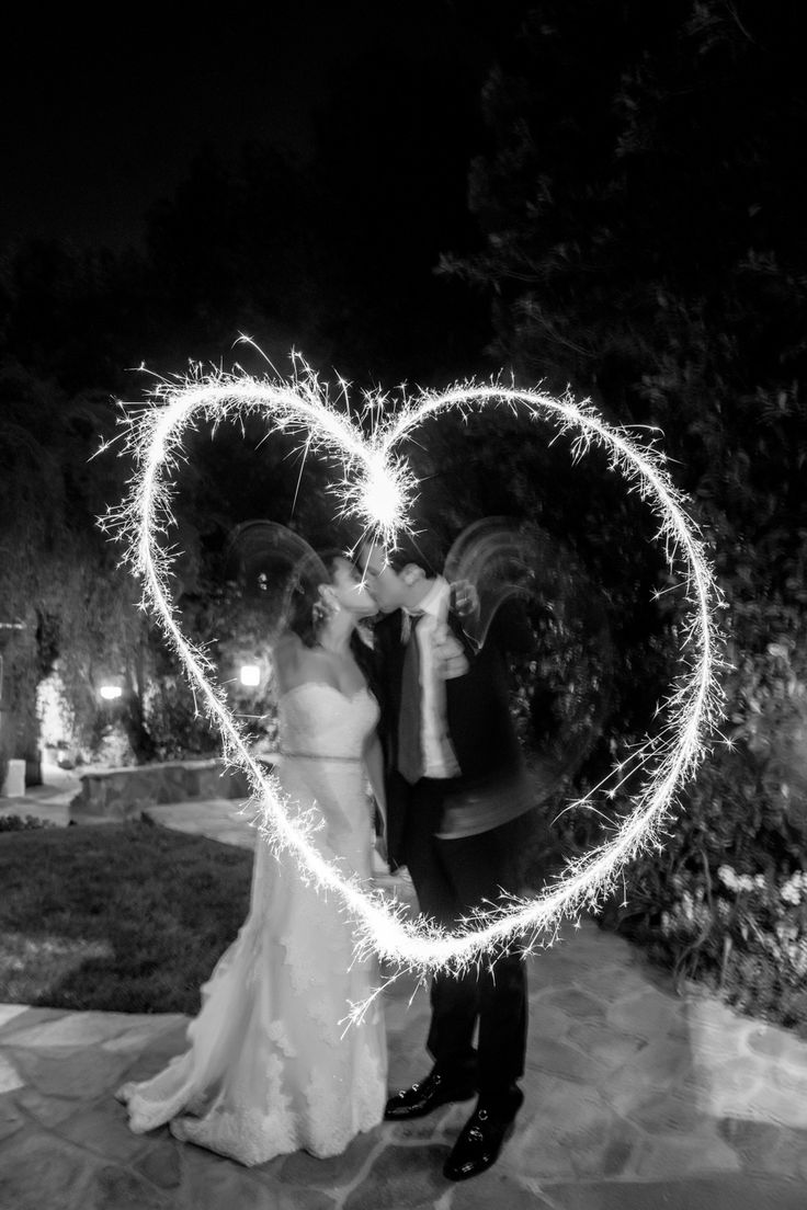 View entire slideshow: 50 of the Most Magical Sparkler Moments on http://www.stylemepretty.com/collection/3381/