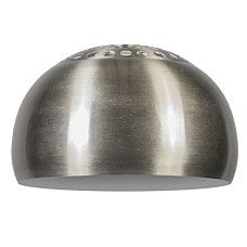 Klosz Globe 33cm stal - 90644