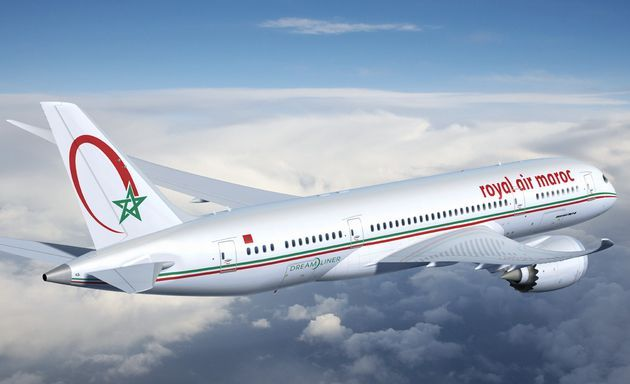 Flag carrier of Morocco - Royal Air Maroc #Morocco #Airlines #travel